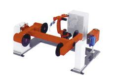 经济型机器人焊接工作站