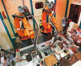 机器人弧焊系统