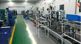 机器人自动装配生产线