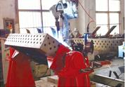 五金件机器人焊接系统