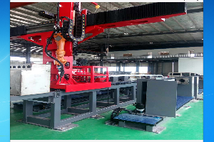 KMC龙门机器人焊接系统