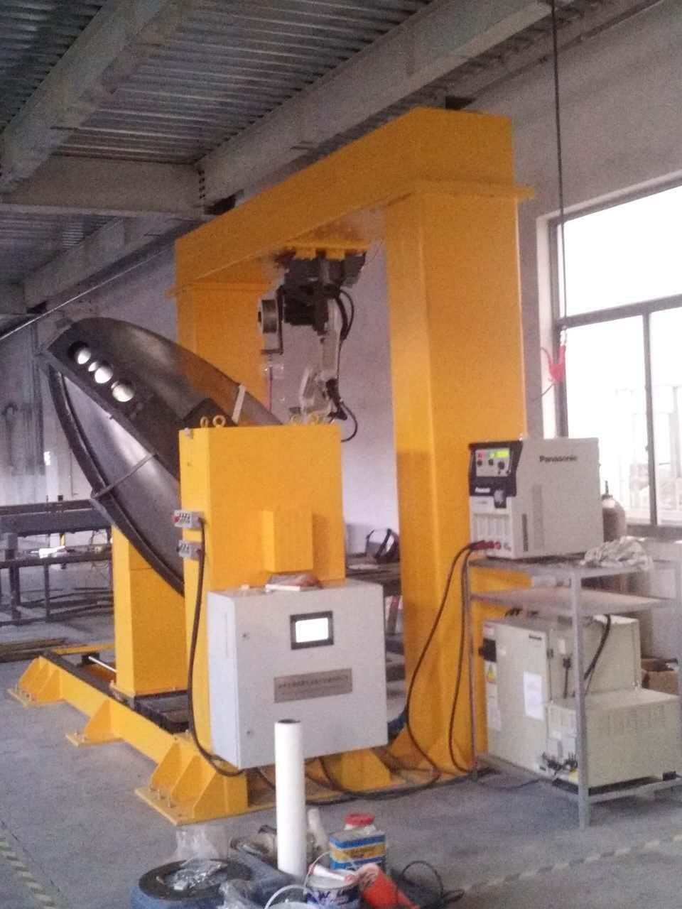 道具机器人焊接系统